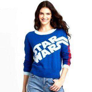 NWT Women's Star Wars Graphic Sweater XS (Juniors)